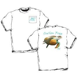 Swim Free Pocket T-Shirt